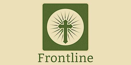Frontline - September 25 @ 6:30 tickets
