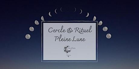 Cercle et Rituel de Pleine Lune billets