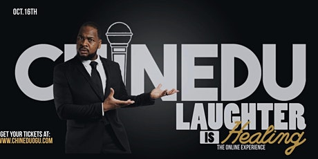 Laughter Is Healing: The Online Experience tickets