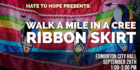 Walk a Mile in a Cree Ribbon Skirt tickets
