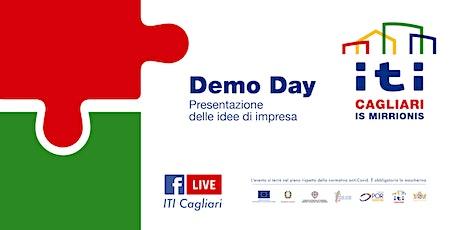 ITI Cagliari Is Mirrionis | Demo Day - Presentazione delle idee di impresa biglietti