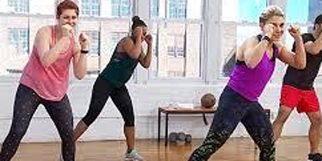 Free Virtual Cardio Kickboxing and Core Workout! tickets