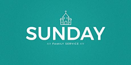 September 27: 10:15am Service tickets