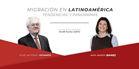 José Antonio Ocampo y Ana María Ibáñez - Migración en Latinoamérica entradas