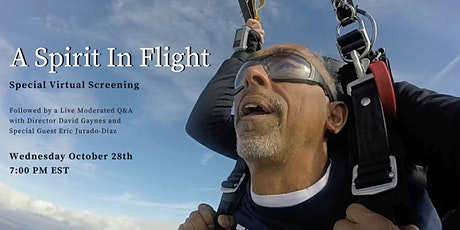 Special Virtual Screening: A SPIRIT IN FLIGHT tickets