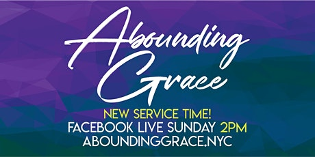 AGM Sunday Worship Experience - 9/27/2020 tickets