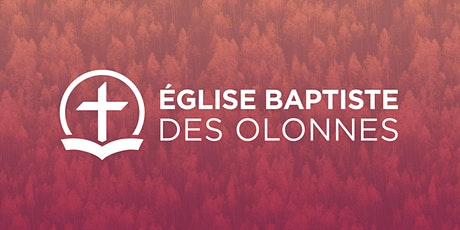 Culte de l'Église Baptiste Sables d'Olonne billets