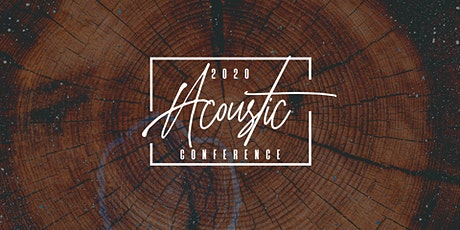 Acoustic Conference tickets