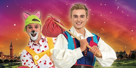 Dick Whittington Outdoor Christmas Pantomine tickets