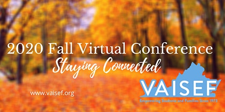 VAISEF 2020 Virtual Fall Conference tickets