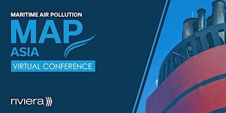 Maritime Air Pollution, Asia tickets