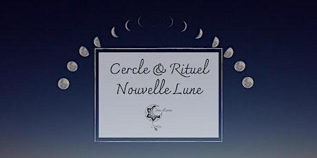 Cercle et Rituel de Nouvelle Lune billets