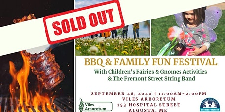 BBQ & Family Fun Festival (SOLD OUT!!!) tickets