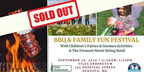 BBQ & Family Fun Festival tickets