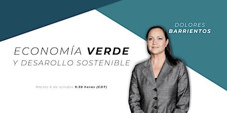 Dolores Barrientos - Economía Verde y Desarrollo Sostenible entradas