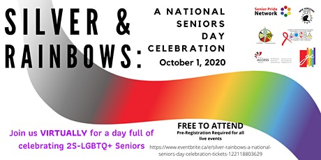 Silver & Rainbows: A National Seniors Day Celebration tickets