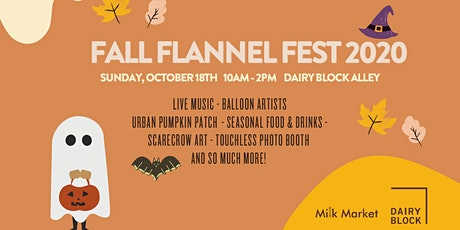 Fall Flannel Fest 2020 tickets