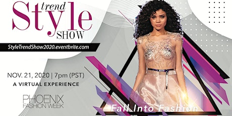 Early Bird Tickets - STYLE TREND SHOW (Until 9/30) A Virtual Experience tickets