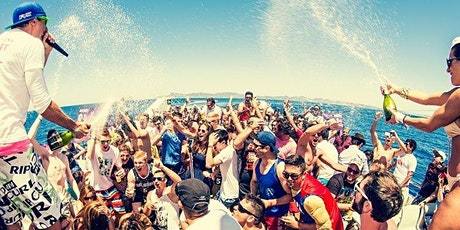 #1 BOAT PARTY BOOZE CRUISE MIAMI OPEN BAR tickets