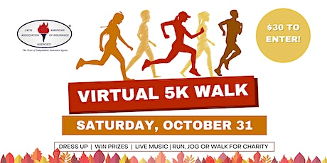 Virtual 5K Benefiting Holtz Children's Hospital tickets