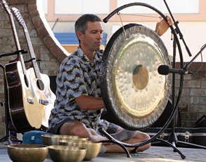 """TIBETAN SINGING BOWL & GONG MEDITATION"" tickets"