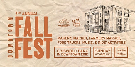 Downtown Fall Fest 2020 tickets