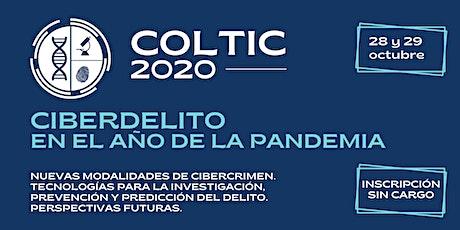 COLTIC 2020 entradas