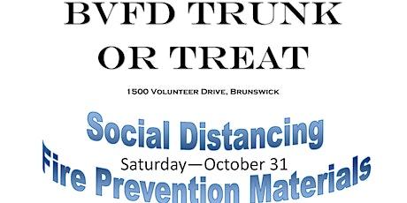 BVFD Trunk or Treat tickets