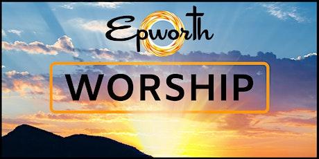 Epworth United Methodist Church Outdoor In-Person Worship tickets