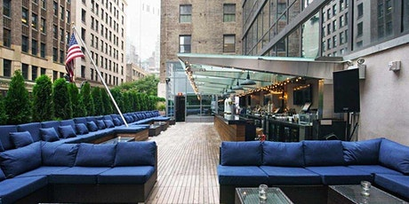 A Warm Weather Classy But Casual Rooftop Social With A Free Drink! tickets