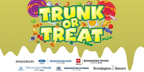 Trunk or Treat - Bennington Safe Halloween Celebration tickets