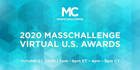 MassChallenge Virtual U.S. Awards Ceremony, Oct. 22 tickets