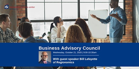 ESC of Central Ohio Business Advisory Council October Meeting tickets