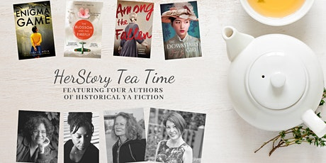 HerStory Tea Time tickets