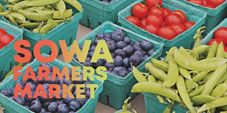 SoWa Farmers Market tickets