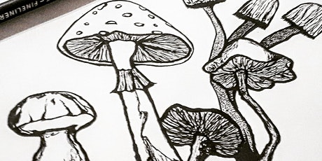 Botanical  Art : Fungi Edition tickets