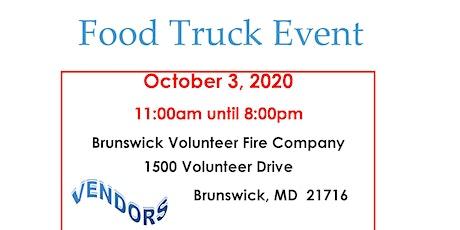 Brunswick Volunteer Fire Company Food Truck and Beer Garden Event tickets
