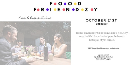 Food Friendzy tickets
