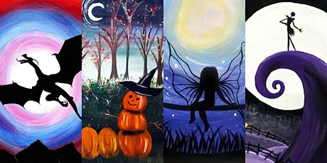 Halloween Painting Series | 4 WEEKS October | Ages 6 + tickets