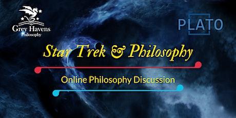 Fandom Fridays! Star Trek & Philosophy - Online tickets