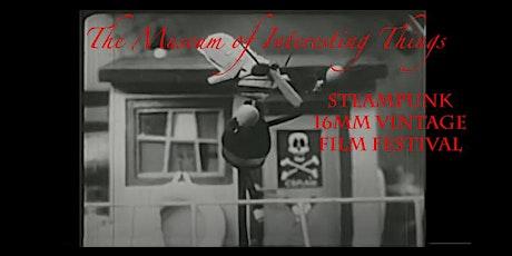 The Museum of Interesting Things Steampunk Secret Speakeasy tickets