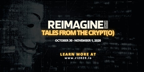 Tales From The Crypt(o) - FREE 72 Hour LIVE Global Blockchain Conference tickets