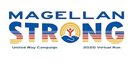 2020 Magellan Virtual 5k, 10k Run Benefitting Tulsa Area United Way tickets