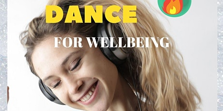 Dance for Wellbeing tickets