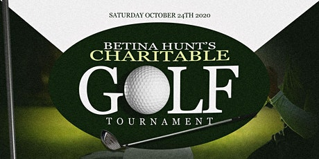 Charitable Golf Tournament tickets