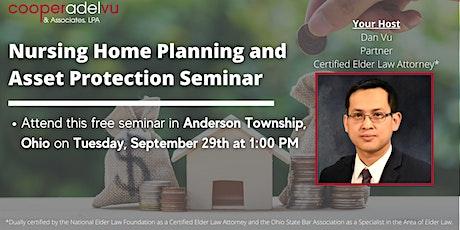 Nursing Home Planning & Asset Protection Seminar tickets
