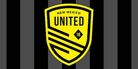 New Mexico United vs Real Monarchs LIVE STREAM EVENT tickets