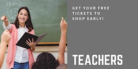 Teacher/Daycare/Home-School Presale Pass (FREE)- JBF Arlington - Fall 2020 tickets