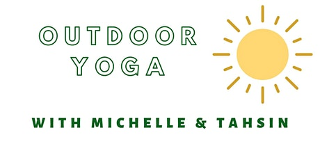 Outdoor Yoga  POP UP at The Rail Park tickets