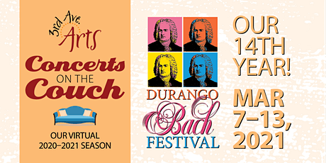 Durango Bach Festival Midweek and Finale Concerts tickets